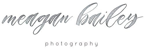 Meagan Bailey Photography logo